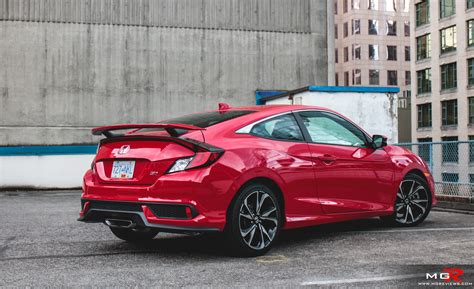 2018 Civic Reviews by Review 2018 Honda Civic Si Coupe M G Reviews