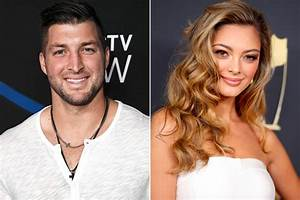 Demi Leigh Nel Peters Joins Boyfriend Tim Tebow On