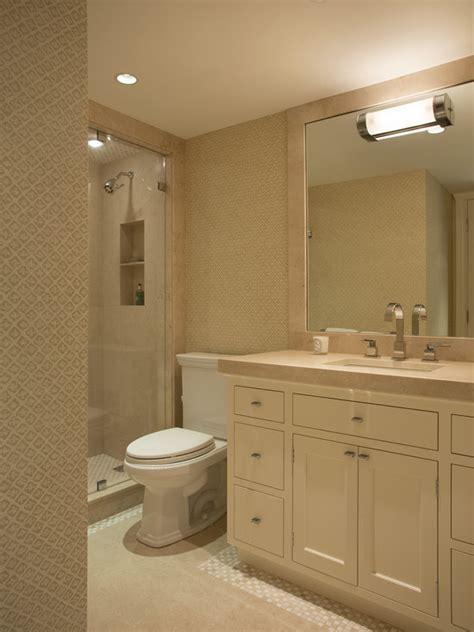 Medium Sized Bathroom Designs Mid Sized Allen Roth Vanity Bath Design Ideas Pictures