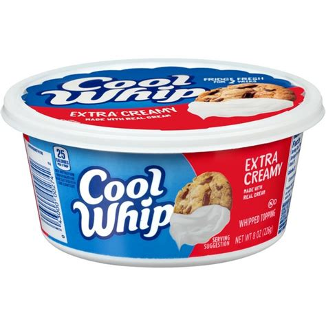 cool whip lite nutrition label inspirational cream cheese