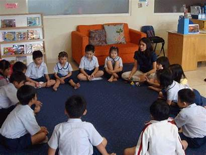 Mentari Surya Grand Class Classroom Cozy Sch