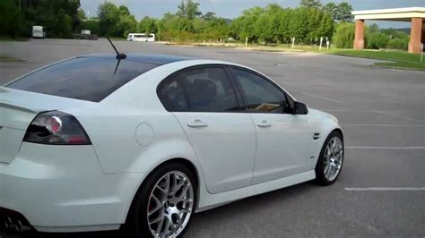 g8 gt with vmr v710 rims 19 quot x 8 5 quot youtube