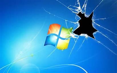Screen Wallpapers Cracked Windows Broken Cool Background