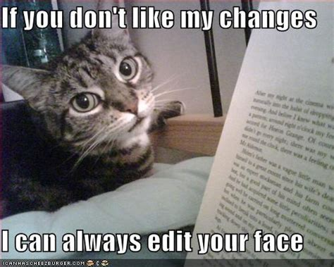 Meme Editing - the argument for spending money part 2 editing writing by the seat of my pants