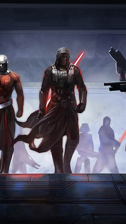 Revan Darth Wars Star Sith Republic Kotor