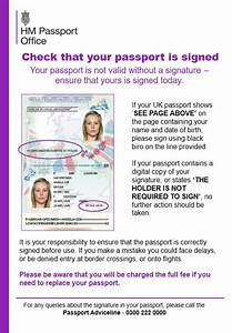 Signatures in uk passports abta for Requirements for passport signing