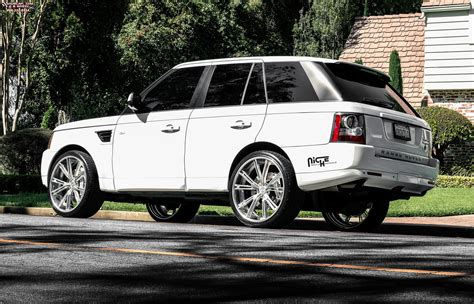 wheels land rover land rover range rover sport niche ritz wheels brushed