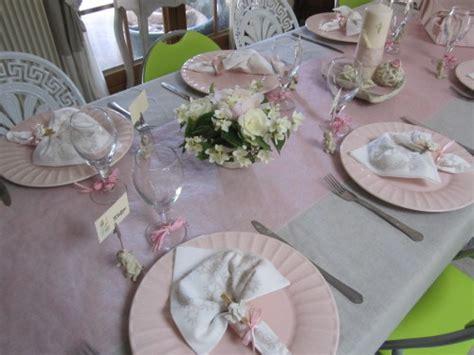 idee decoration de table pour communion fille communion d oph 233 lie mordue de d 233 co
