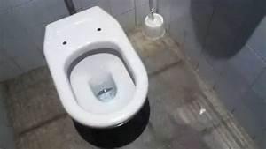 Toilette Auf Spanisch : spain toilet 3 grohe flushometer pipe and unknow bowl youtube ~ Buech-reservation.com Haus und Dekorationen