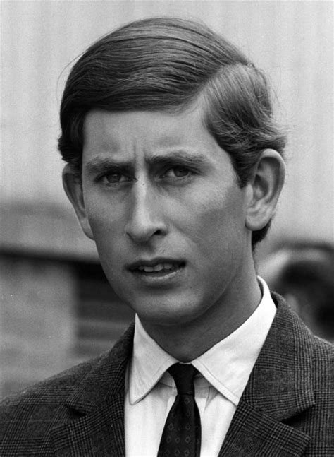 My Funny: Prince Charles in Black & White Images | Pictures