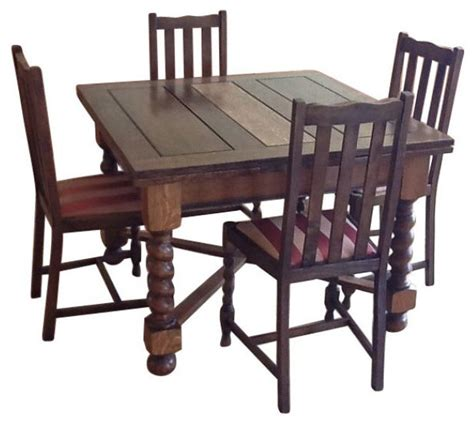 barley twist pub table with 4 chairs 28 images barley