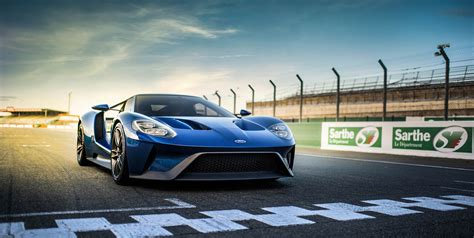Atlanta Exotic Car Owner Campaigns For 2017 Ford Gt