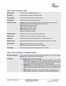 Manual Gxp1405 Grandstream Telefone Ip