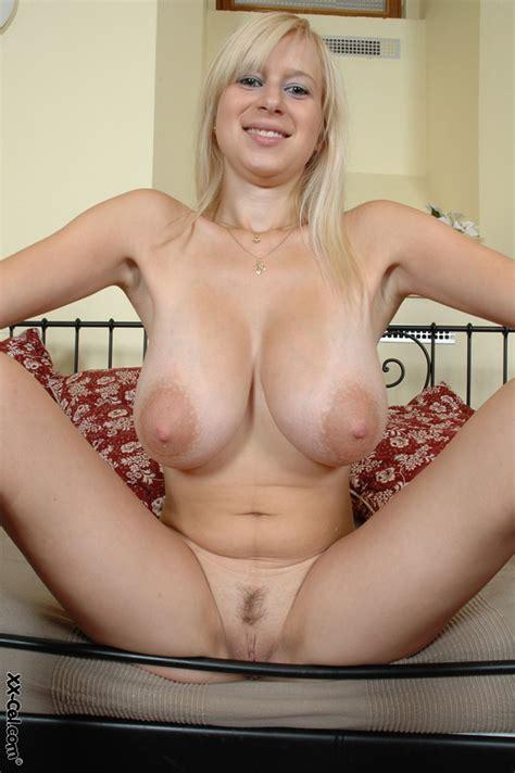 Anastasia Devine Plays With Her Huge Boobs