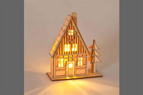 christmas light up house christmas decorating
