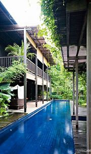 Modern Tropical House Makes Simple Living Stylish - Cute ...