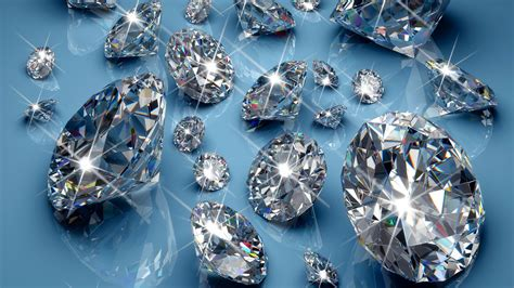 wallpaper diamonds   wallpaper blue light shine