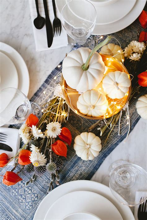 jojotastic diy dried flowers white pumpkin