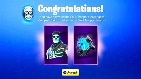 fortnite skull trooper challenges