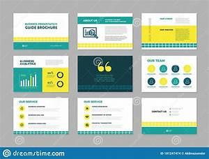 Business Presentation Brochure Guide Design