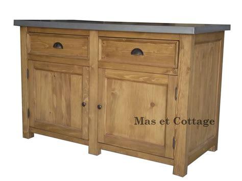 meubles cuisine bois brut porte meuble cuisine bois brut le bois chez vous