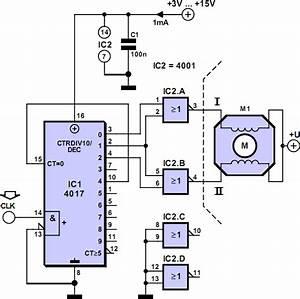 Stepper Motor Generator