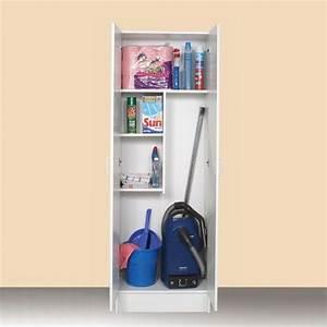 Meuble De Rangement Pas Cher : pour acheter votre meuble de rangement aspirateur blanc ~ Dailycaller-alerts.com Idées de Décoration