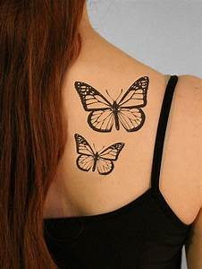 11 best Tiny Butterfly Tattoos images on Pinterest ...