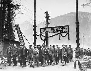 Survivors Of The Ebensee Concentration Camp  Who Were
