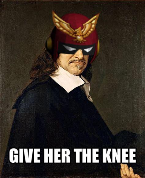 Captain Falcon Memes - captain descartes captain falcon know your meme