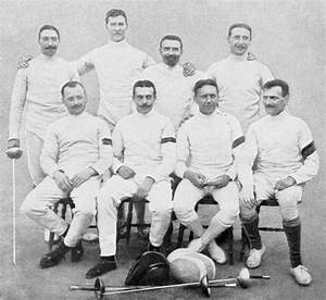 Fencing at the 1912 Summer Olympics – Men's team épée ...