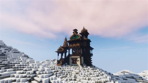 winter  minecraft