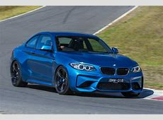 2016 BMW M2 Review Track Test photos CarAdvice