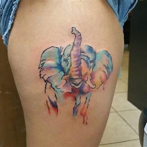 31+ Elephant Tattoo Designs, Ideas | Design Trends ...