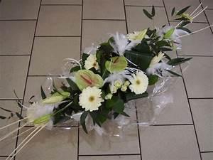 art floral photos des compositions florales croix de With chambre bébé design avec composition fleurs deuil