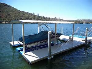Floating Boat Docks In Northern California