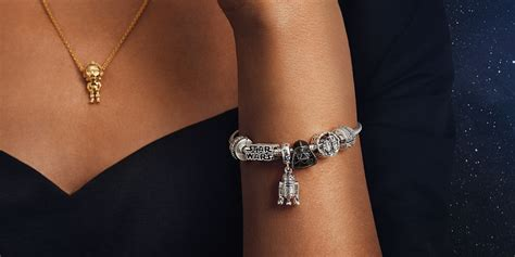 Pandora's Latest Star Wars Inspired Collection Is Every ...