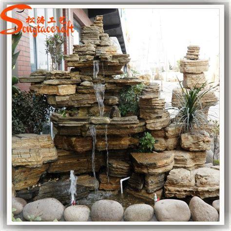cascate da interno progettazione di fontane da interno e cascate con pompa