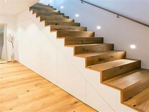Treppe Mit Schubladen : treppe mit schubladen selber bauen haus design ideen ~ Watch28wear.com Haus und Dekorationen