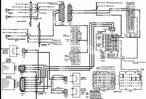 Wiring Diagram For 1990 Chevy 4x4 2500