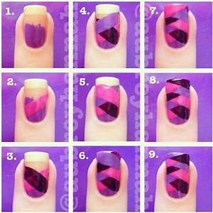 Cool and easy step by nail art designs hative