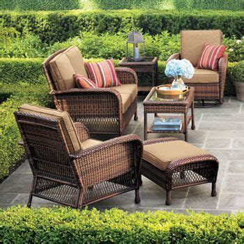 sonoma outdoors madera patio furniture collection at