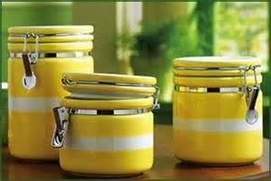 yellow canister sets kitchen to market recap yellow kitchen popsugar food