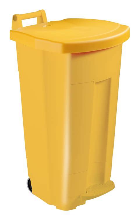 poubelle tri selectif cuisine poubelle tri sélectif cuisine rossignol 90 l jaune