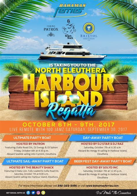 promotions bahamas ferries