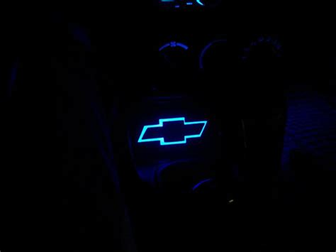 light up chevy emblem led light up bowtie ls1tech