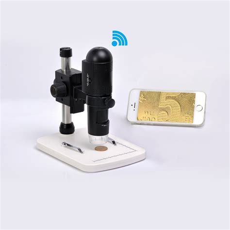 iphone microscope vividia vm um18 wi fi wireless microscope for android
