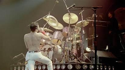 Queen Mercury Freddie Band Wallpapers Concert Montreal