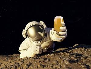 Beer to be made on the Moon is a plan scientists work on