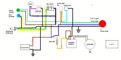 Yamaha Motorcycle Stryker Wiring Diagram by Yamaha Sr500 Sr400 Forum View Topic Wiring Diagram